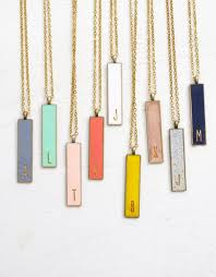 necklace personalized best 25 personalized necklace ideas on diy dainty