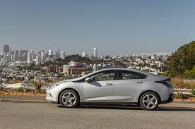 charging ahead 2016 chevrolet volt review