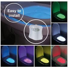 toilet light motion sensor toilet light bathroom coopers of stortford