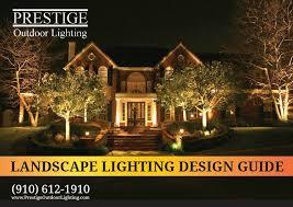 Prestige Outdoor Lighting Unique Walkway Lights  Garden Lamps - Backyard lighting design