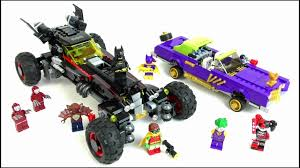batman car lego lego batman movie batmobile u0026 joker notorious lowrider set reviews