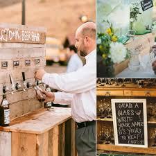 outdoor drink stations for weddings popsugar home