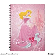 aurora princess notebook school aurora princess notebook