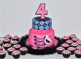 10 cool monster high cakes pretty my party