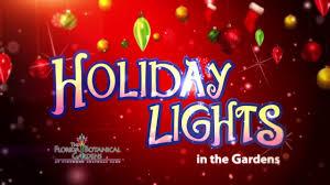 norfolk botanical gardens christmas lights 2017 florida botanical gardens holiday lights in the gardens 2017 youtube