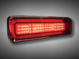 1986 chevy c10 tail lights 1967 1968 chevy camaro rs led tail light panels digi tails