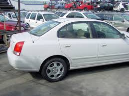 hyundai elantra 2002 model 2002 hyundai elantra used parts stock 002814