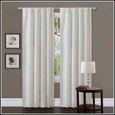 Hang Curtains From Ceiling Supreme Ceiling Mount Curtain Rod Set Hanging Curtain Rods From