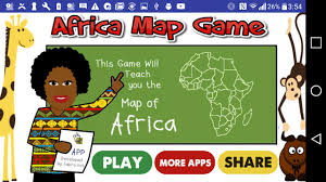 Africa Map Game by Africa Map Puzzle Drag U0026 Drop Android Apps On Google Play