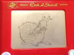 etch a sketch shake it baby