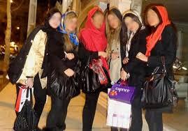 iranian police arrested 50 women for u0027un islamic u0027 dress middle