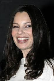 best female haircuts for a widow s peak fran drescher long hairstyle with curls below the shoulders for