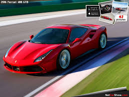ferrari 488 modified stock 2016 ferrari 488 gtb 1 4 mile drag racing timeslip specs 0