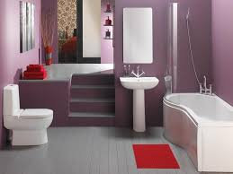 colour ideas for bathrooms bathroom paint color ideas purple decor crave