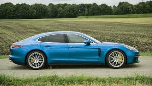 porsche car panamera the porsche panamera gets a new sleeker look and other