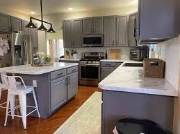 consumer reports best paint for kitchen cabinets the best paint to use on cabinets