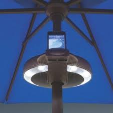Led Patio Umbrella by Led Battery Lights For Outdoor Umbrella Patio Design Ideas 5471