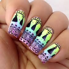 55 weird dazzling summer nail art designs to enhance the scope of