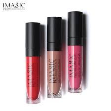 imagic makeup liquid lipstick colors lip paint matte