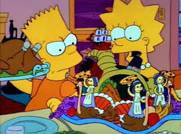 cooking the simpsons thanksgiving edition food features