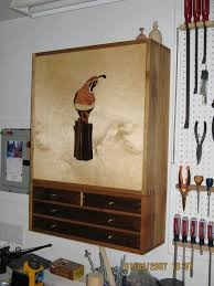Tool Cabinet Wood Nut Wood Hanging Tool Cabinet Finewoodworking