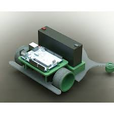 the bug bot solidworks arduino servos engineering
