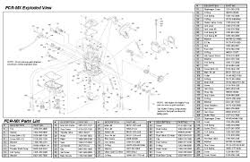 honda trx450r parts diagram periodic u0026 diagrams science