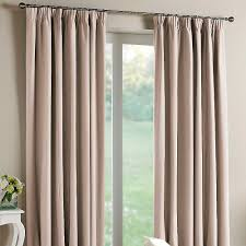 handsome images of window treatment design ideas using cream peach