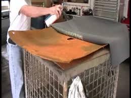 Car Upholstery Glue Repair Car Headliner Youtube
