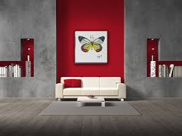 Wall Art Paintings For Living Room Painted Jezebel Butterfly Wall Art On Canvas U2013 Gogimogi