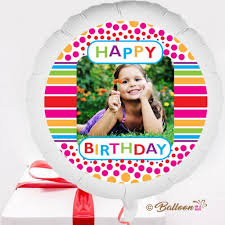 send birthday balloons in a box send personalised birthday balloon in a box gift