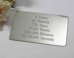 2nd anniversary gifts for 2nd wedding anniversary gift ideas styles at