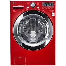 Colored Washing Machines Red Washers U0026 Dryers Appliances The Home Depot