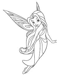 water fairy coloring pages coloring