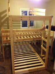 Mydal Bunk Bed Frame Trend Mydal Bunk Bed Hack Z3md76 Drg Home Org Bunk Loft Beds