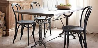 Restoration Hardware Bistro Table Bistro Kitchen Decor How To Design A Bistro Kitchen Art