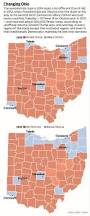 Dayton Map Flips Montgomery County On Way To Ohio Rout