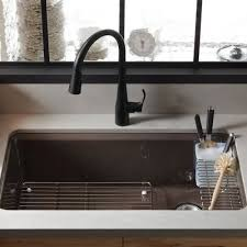 discount kitchen sinks and faucets kohler faucets toilets sinks more at lowe s