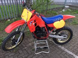 evo motocross bikes honda cr 500 2stroke evo twinshock mx enduro kx yz rm maico