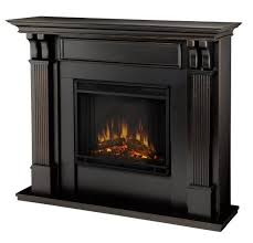 Black Electric Fireplace 48 Black Electric Fireplace