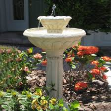 garden fountains lowes fountain outdoor water fountains on