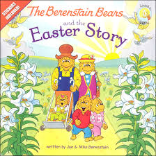 berenstain bears books berenstain bears and the easter story 051899 details rainbow
