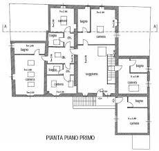 100 piano floor plan exclusive rental of brunelleschi