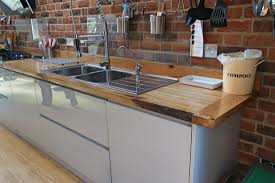 full stave wooden worktops in sussex in oak and english walnut