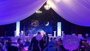 wedding backdrop london moon and backlit backdrop for beautiful wedding sun studio