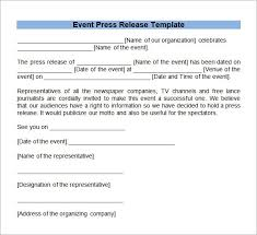 press release template press release template word template