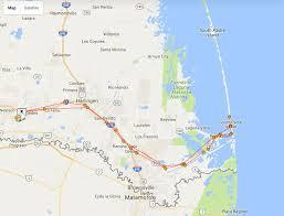 South Padre Island Map San Antonio U2026mercedes Tx Logs Of The Knottydogs