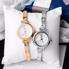 ladies watches bracelet style images Crystal rhinestones bracelet style women 39 s watches brand luxury jpg