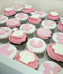 cupcakes for baby shower girl pink baby shower cupcakes heavenly cupcakes flickr