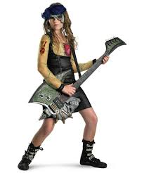 heartbreak rocker costume child tween costume scary halloween